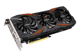 GeForce GTX 1070, 8GB GDDR5, 3x DisplayPort, 1x DVI, 1x HDMI, PCI-E X16