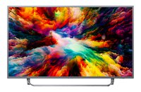 Ambilight 43PUS7303/12 Fernseher 108 cm (43 Zoll) LED Smart TV (4K UHD, HDR Plus, Micro Dimming Pro, Android TV, Google Assistant)