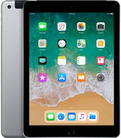 iPad 128GB 3G 4G Grau Apple A10 Tablet iPad, Wi-Fi + Cellular, Apple SIM, 9.7
