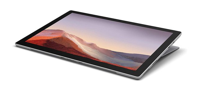 "Surface Pro 7 - Tablet (12.3 "", 128 GB, Platin)"