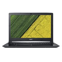 Aspire 5 (A517-51-3666) 43,9 cm (17,3 Zoll Full-HD matt) Multimedia Laptop (Intel Core i3-7020U, 8GB RAM, 256GB SSD, Intel HD, Win 10) schwarz