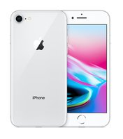 iPhone 8 - Smartphone (4.7 ´´, 256 GB, Silber)