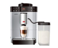 F 530/1-101 Caffeo Passione One Touch - Kaffeevollautomat (Silber)