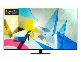 GQ75Q80T QLED-Fernseher (189 cm / (75 Zoll), 4K Ultra HD, Smart-TV