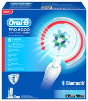 Oral-B Pro 6000 CrossAction