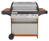 4 Series Dual Heat Woody LX Grill
