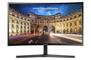 SM C24F396FHR - 60cm Monitor, 1080p, Curved