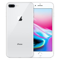 iPhone 8 Plus - Smartphone (5.5 ´´, 256 GB, Silber)