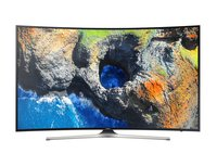 MU6279 138 cm (55 Zoll) Curved Fernseher (Ultra HD, HDR, Triple Tuner, Smart TV)