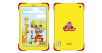 Junior 8 Pro, Kindertablet (Quad Core Prozessor, 8Zoll, 20cm, 4.000mAh, HD IPS 800x1280, 2GB RAM, 16GB Flash, Android 8.1), inkl. GRATIS Benjamin