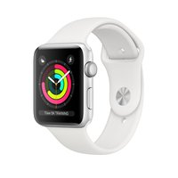 Apple Watch Series 3 42mm Silver Smartwatch