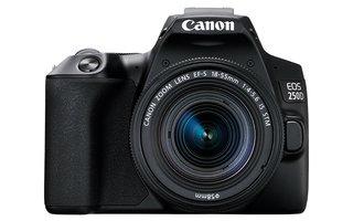 Canon EOS 250D/18-55mm IS STM Kit black Spiegelreflexkamera