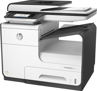 Hewlett-Packard HP PageWide 377DW, Farbe Tintenstrahl Drucker, A4, 30 Seiten pro Minute, Drucken, Scannen, Kopieren, Fax, Duplex und WLAN