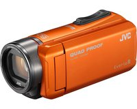 Gz-R405D - Camcorder (Orange)