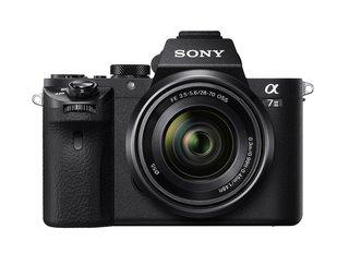 Alpha 7 II + 28-70mm/F3.5-5.6 OSS - Systemkamera (Fotoauflösung: 24.3 MP) Schwarz