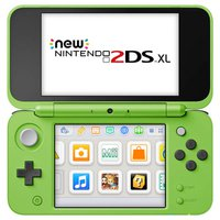 New 2DS XL - Minecraft Creeper Edition