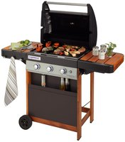 3 Series Woody LD Grill
