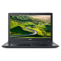 Aspire E 15 (E5-575G-54TU) 39,6cm (15,6 Zoll Full HD) Laptop (Intel Core i5-6200U, 8GB RAM, 1000GB HDD, 96GB SSD, Nvidia GeForce 940MX, DVD, Win 10 Home) Schwarz