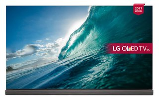 LG OLED65G7V 164 cm (65 Zoll) OLED Fernseher (Ultra HD, Doppelter Triple Tuner, Active HDR mit Dolby Vision, Dolby Atmos, Smart TV)