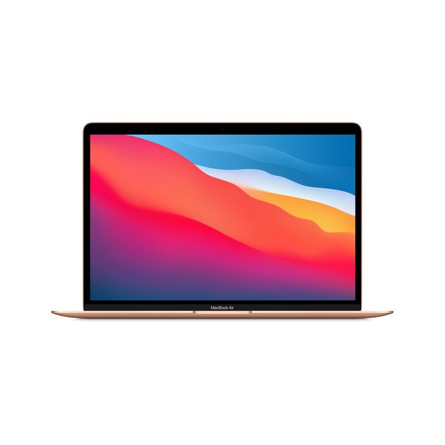 "MacBook Air (2020) M1 - Notebook (13.3 "", 256 GB SSD, Gold)"