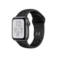 Apple Watch Nike+ 40mm GPS space gray Aluminum Anthracite Black Nike Sport Band Smartwatch