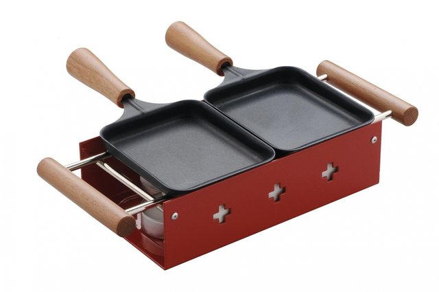 Twiny Cheese Raclette-Rechaud Racletteofen