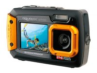 Easypix - Underwater Camera (W1400) Black, Orange