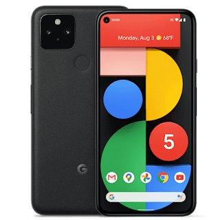 Pixel 5 128 GB Just Black