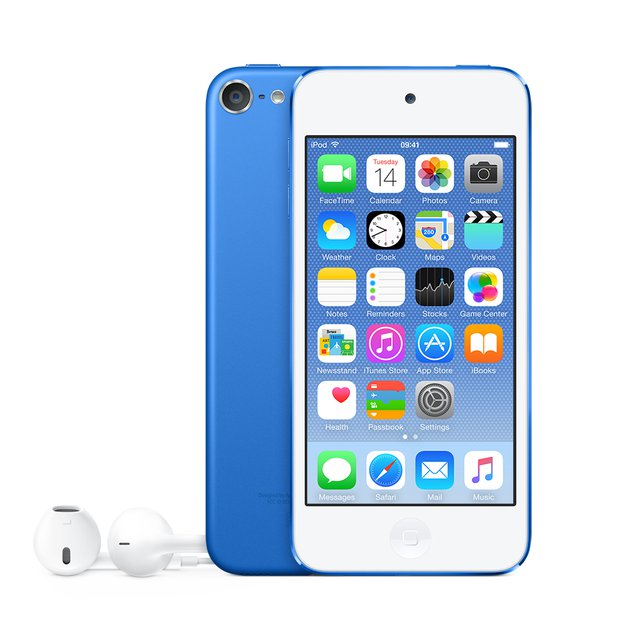 Apple iPod touch 32GB Blue MP3