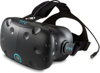 HTC Vive Business Edition 3D Virtual Reality Headset, Schwarz