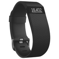 Charge HR Fitness Tracker inklusive heartrate Large Schwarz Schwarz