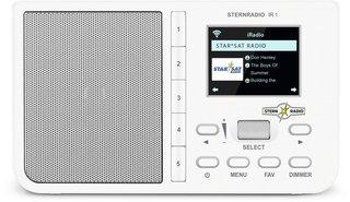 STERNRADIOIR1 ws - Internetradio WLAN STERNRADIOIR1 ws