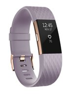 Charge 2 - Smartwatch Lavendel/Rosegold - Large