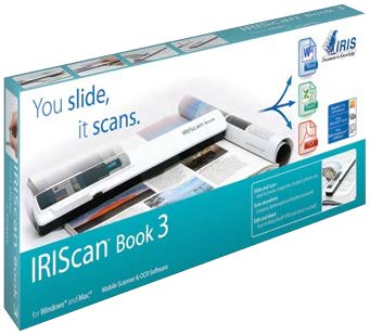 IRIS IRIScan Book 3 - mobiler Scanner