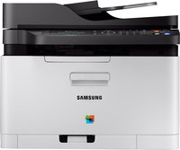 Samsung Xpress SL-C480FW - Multifunktionsdrucker - Farbe - Laser - Legal (216 x 356 mm)