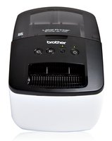 """Brother P-Touch QL-700 Label Printer - Beschriftungsgerät, """"Plug-In and Label""""-Funktionalität"""