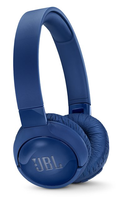 Wireless On-Ear-Kopfhörer T600BT Noise Cancelling Blau
