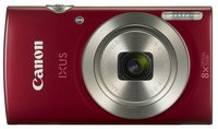 IXUS185RT - Digitalkamera, 20MP, 16-fach Zoom, rot