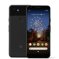 Pixel 3A 64GB Smartphone Android 9.0 (3A, Just Black)