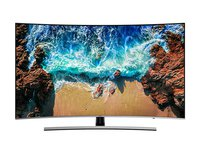 NU8509 138 cm (55 Zoll) Curved LED Fernseher (Ultra HD, Twin Tuner, HDR Extreme, Smart TV)