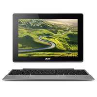 Aspire Switch 10 V (SW5-014) 25,7 cm (10,1 Zoll Full HD IPS) Convertible Notebook (Intel Atom X5-Z8300, 2GB RAM, 32GB eMMC, Intel HD Graphics, Win 10 Home, LTE) schwarz