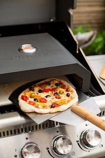 Pizzaofen BBQ Edelstahl