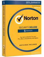 21355368 - Software, Security Deluxe, 1 Anwender, 5 Geräte