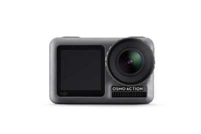 Osmo Action - Actioncam Grau