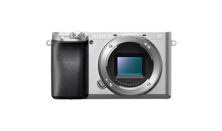 Sony Alpha 6100/16-50 Kit silver ILCE6100LS Systemkamera