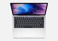 "MacBook Pro (2019) mit Touch Bar - Notebook (13.3 "", 512 GB Ssd, Silver)"