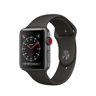 Apple Watch Series 3 Gps/lte 42mm spacegray/gray