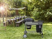 Holzkohlegrill Weber Performer Deluxe Gourmet GBS Charcoal Grill, 57cm