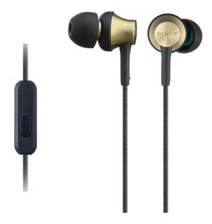 MDR-EX650APT - Kopfhörer (In-ear, Gold)