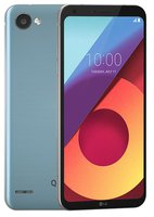 LG Q6 M700N, 32 GB, Single SIM, Platin